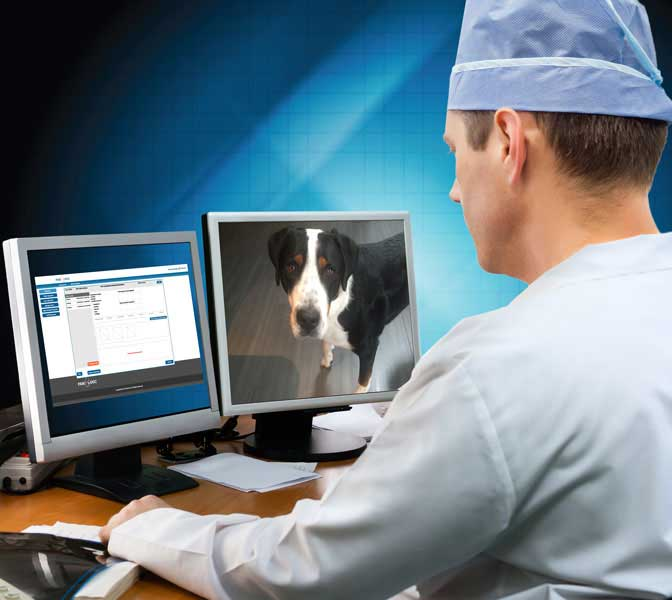 Cloud based Veterinary desktop software with seamless integration into your practice.